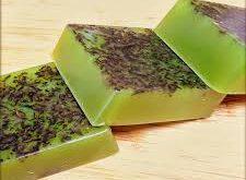 صابون چای سبز