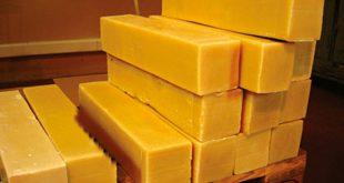تولید صابون زرد