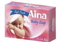 قیمت صابون بچه آینا