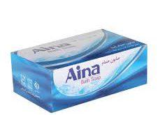 صابون آینا در مراکز فروش